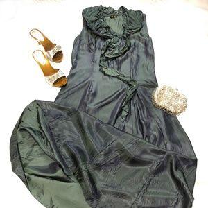Linda Lundstrom sleeveless maxi dress